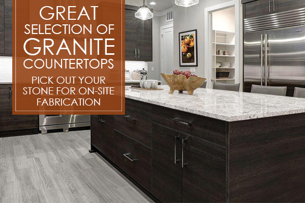 Great Selection Of Granite Counter Tops Pick Out Your