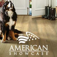 Save on American Showcase hardwood flooring this month at Abbey Carpet & Floor!